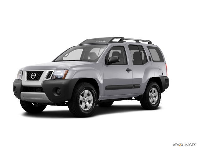 2013 Nissan Xterra Vehicle Photo in Beaufort, SC 29906