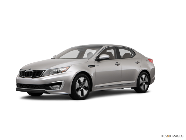 2013 Kia Optima Hybrid Vehicle Photo in Casper, WY 82609