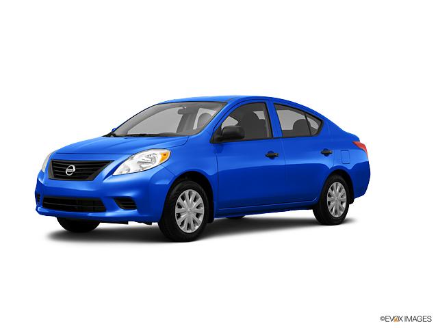 2014 Nissan Versa Vehicle Photo in Janesville, WI 53545