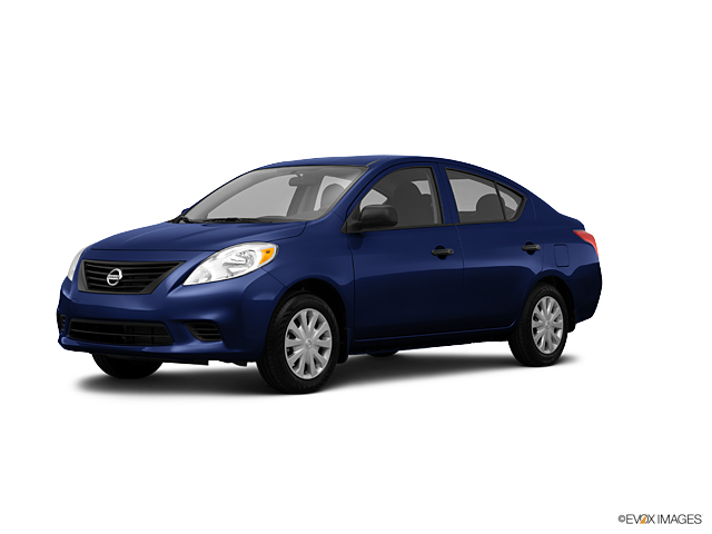 2014 Nissan Versa Vehicle Photo in Milford, OH 45150