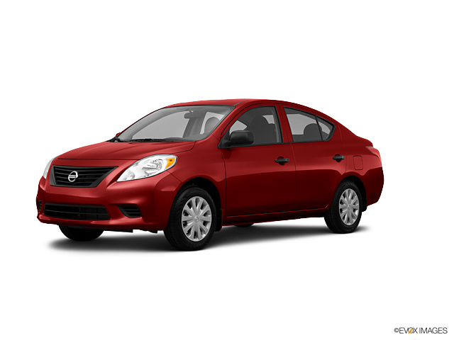 2014 Nissan Versa Vehicle Photo in Dover, DE 19901
