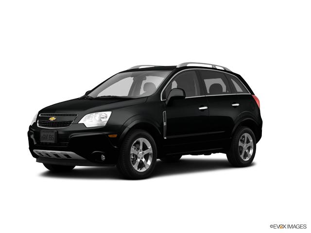 2013 Chevrolet Captiva Sport Fleet Vehicle Photo in Warrensville Heights, OH 44128