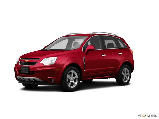 2013 Chevrolet Captiva Sport Fleet Vehicle Photo in Schaumburg, IL 60173