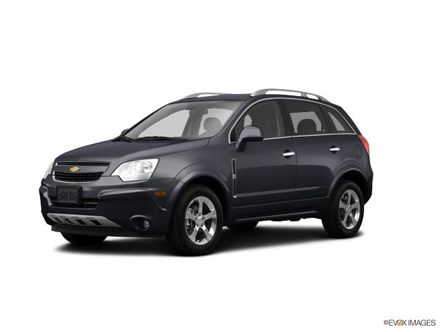 2013 Chevrolet Captiva Sport Fleet Vehicle Photo in Madison, WI 53713