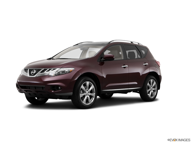 2014 Nissan Murano Vehicle Photo in Vincennes, IN 47591