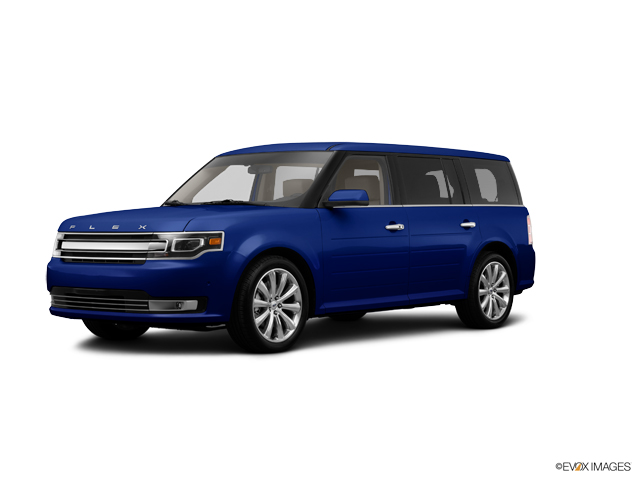 2014 Ford Flex Vehicle Photo in Joliet, IL 60435