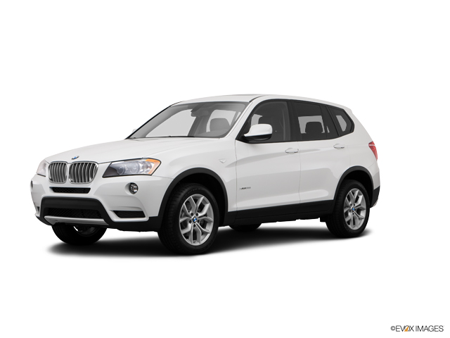 2014 BMW X3 xDrive35i Vehicle Photo in Dallas, TX 75209