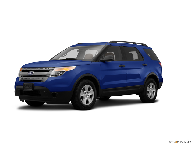 2014 Ford Explorer Vehicle Photo in Medina, OH 44256