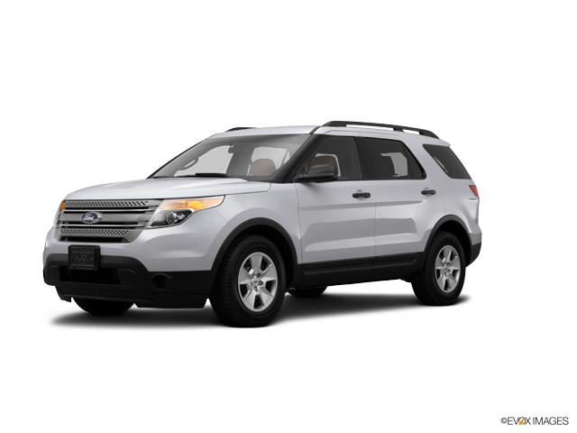 2014 Ford Explorer Vehicle Photo in San Antonio, TX 78257