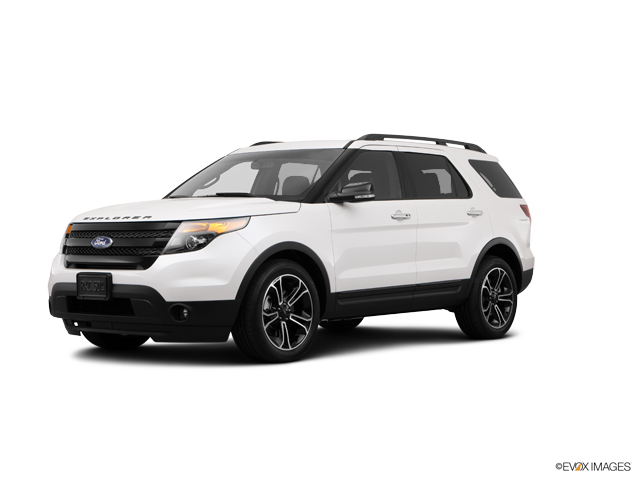2014 Ford Explorer Vehicle Photo in San Angelo, TX 76901