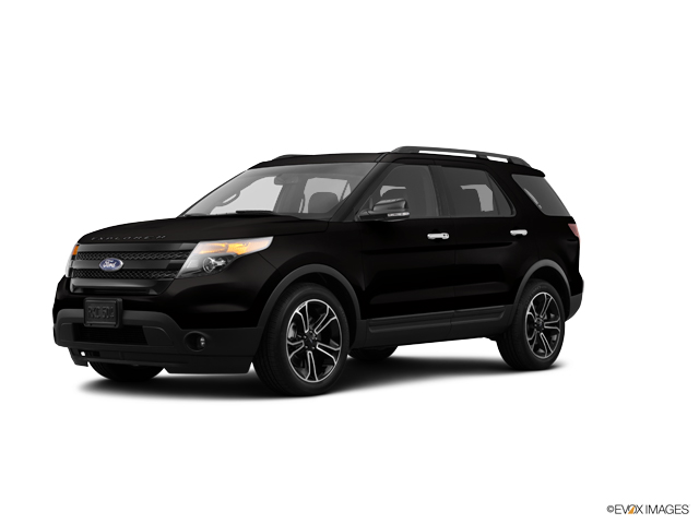 2014 Ford Explorer Vehicle Photo in Odessa, TX 79762