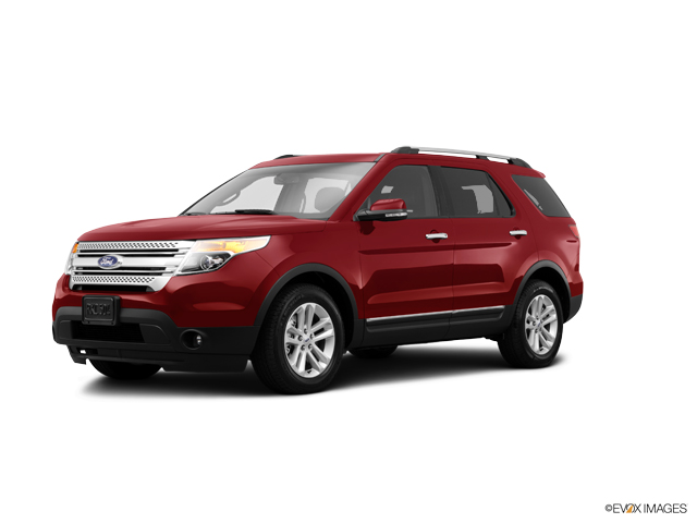 2014 Ford Explorer Vehicle Photo in Rockwall, TX 75087