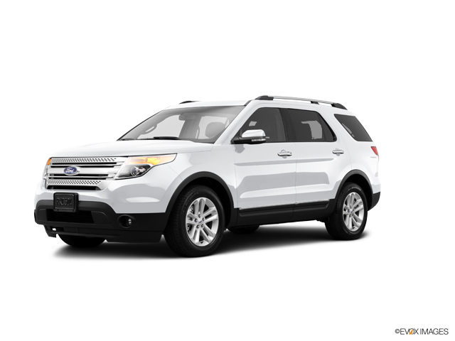 2014 Ford Explorer Vehicle Photo in Owensboro, KY 42303