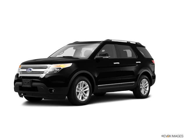 2014 Ford Explorer Vehicle Photo in Midland, TX 79703