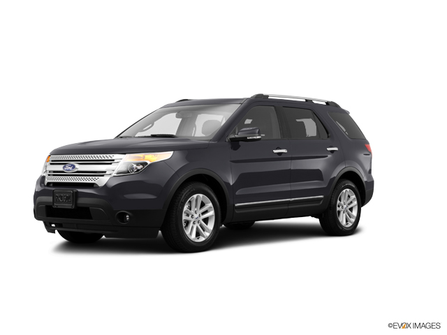 2014 Ford Explorer Vehicle Photo in Rockford, IL 61107