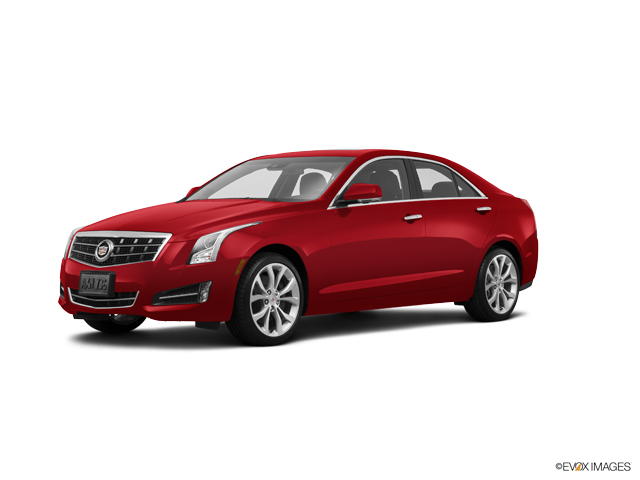 2014 Cadillac ATS Vehicle Photo in Beaufort, SC 29906