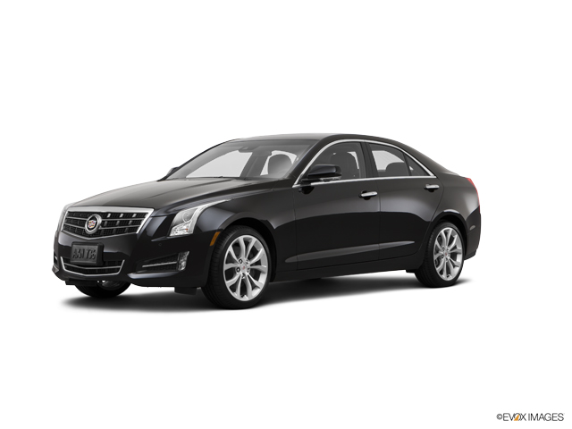 2014 Cadillac ATS Vehicle Photo in Troy, MI 48084