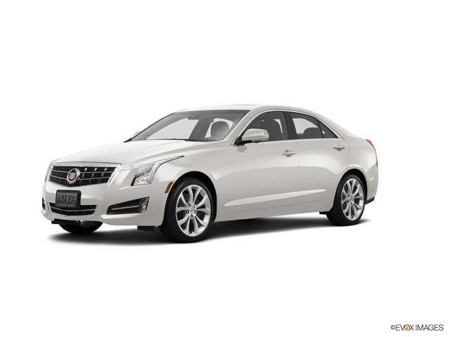 2014 Cadillac ATS Vehicle Photo in Portland, OR 97225