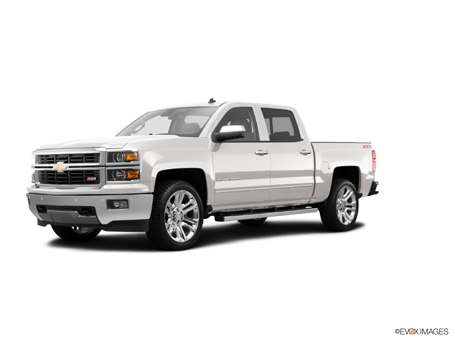 2014 Chevrolet Silverado 1500 Vehicle Photo in Vincennes, IN 47591