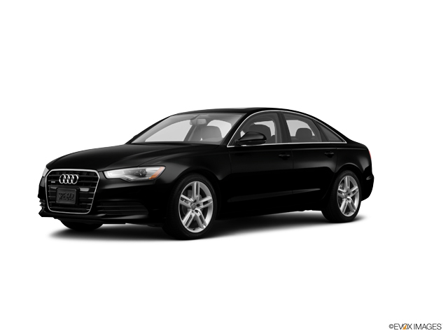 2014 Audi A6 Vehicle Photo In Carrollton, TX 75007
