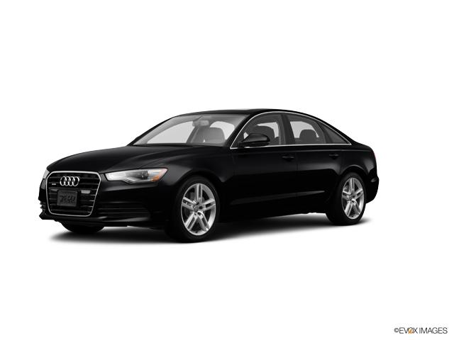 2014 Audi A6 Vehicle Photo in Dallas, TX 75209