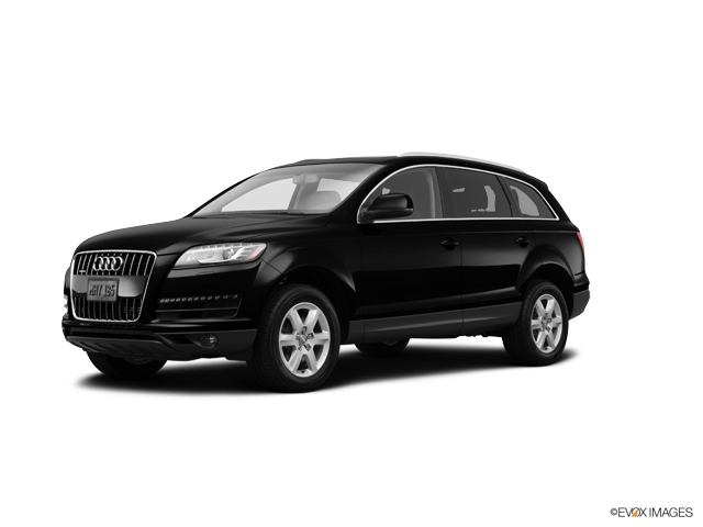 2014 Audi Q7 Vehicle Photo in Anchorage, AK 99515