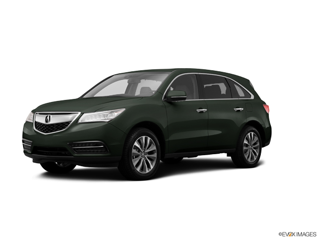 2014 Acura MDX Vehicle Photo in Portland, OR 97225