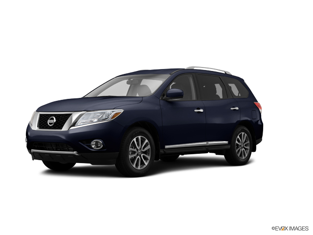 2014 Nissan Pathfinder Vehicle Photo in Willow Grove, PA 19090