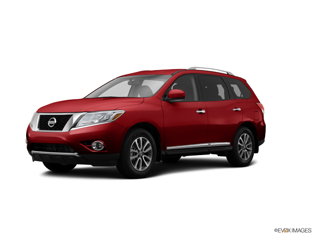 2014 Nissan Pathfinder Vehicle Photo in Kernersville, NC 27284