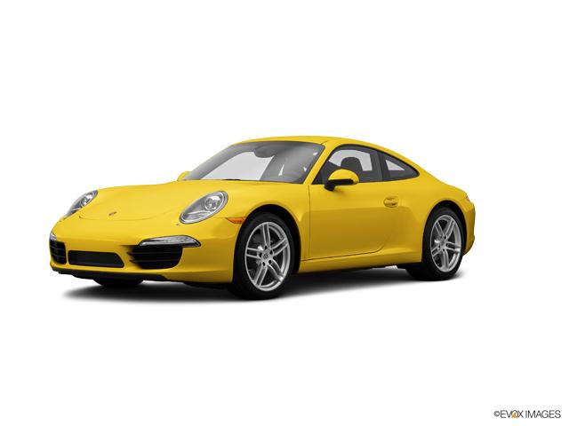 2014 Porsche 911 Vehicle Photo in Littleton, CO 80121