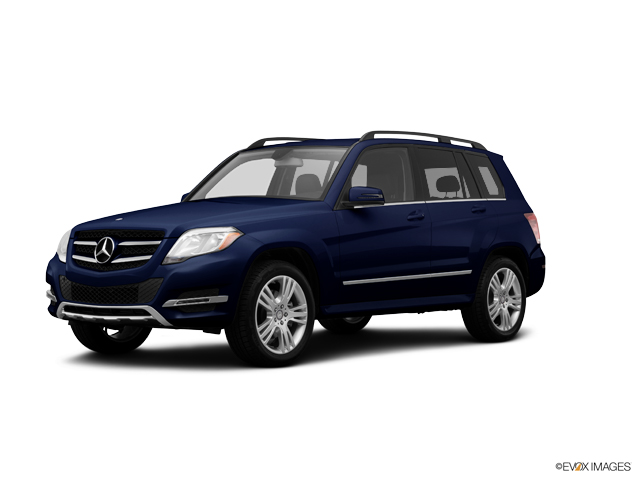 Used 2014 Mercedes Benz Glk Class Lunar Blue Metallic Suv