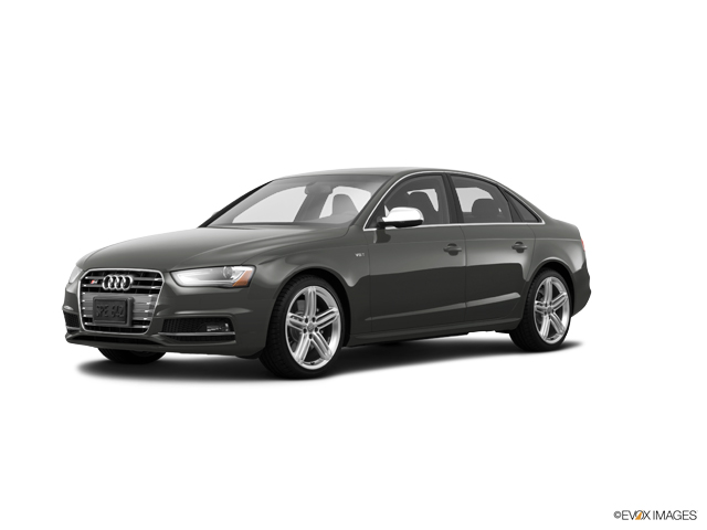 2014 Audi S4 Vehicle Photo in Bedford, NH 03110