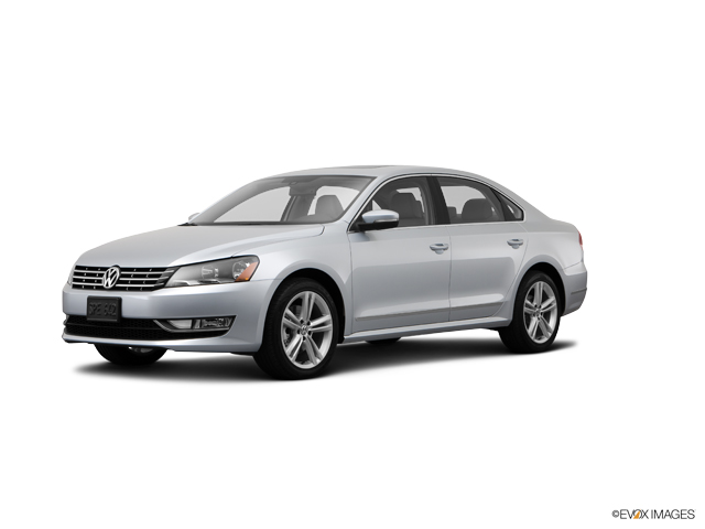 2014 Volkswagen Passat Vehicle Photo in Odessa, TX 79762