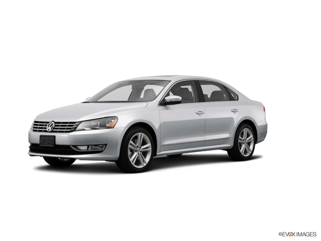 2014 Volkswagen Passat Vehicle Photo in San Antonio, TX 78257