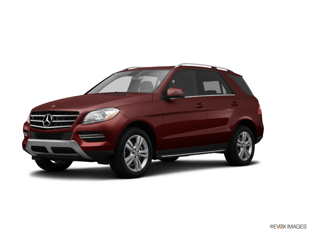 2014 Mercedes-Benz M-Class Vehicle Photo in Colorado Springs, CO 80905