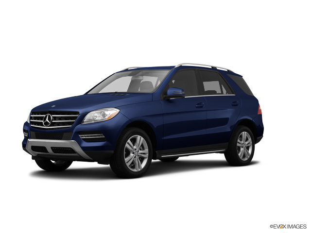 2014 Mercedes-Benz M-Class Vehicle Photo in Johnston, RI 02919