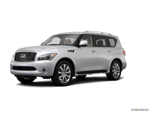 2014 INFINITI QX80 Vehicle Photo in San Antonio, TX 78230