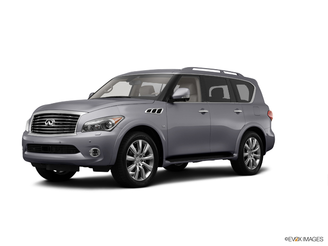 2014 INFINITI QX80 Vehicle Photo in Atlanta, GA 30350