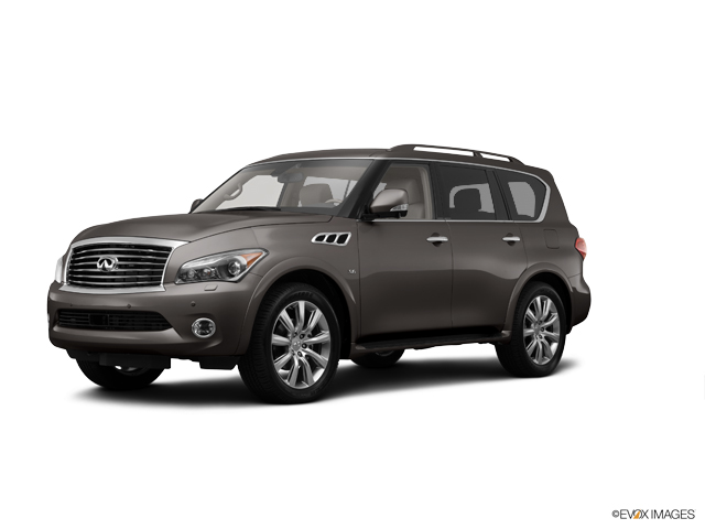 2014 INFINITI QX80 Vehicle Photo in Doylsetown, PA 18901