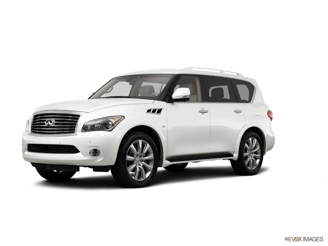 2014 INFINITI QX80 Vehicle Photo in Beaufort, SC 29906