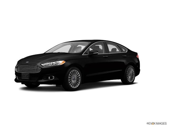2014 Ford Fusion Vehicle Photo in Janesville, WI 53545