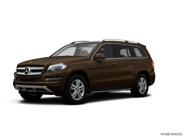 2014 Mercedes-Benz GL-Class Vehicle Photo in Austin, TX 78759