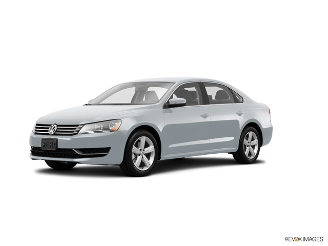 2014 Volkswagen Passat Vehicle Photo in Honolulu, HI 96819