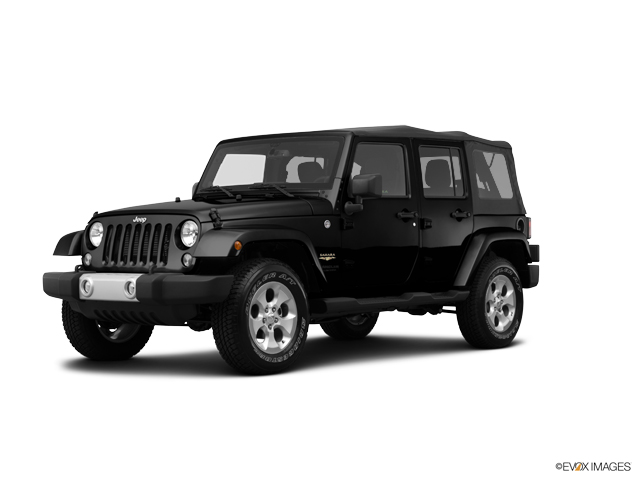 2014 Jeep Wrangler Unlimited Vehicle Photo in Manhattan, KS 66502