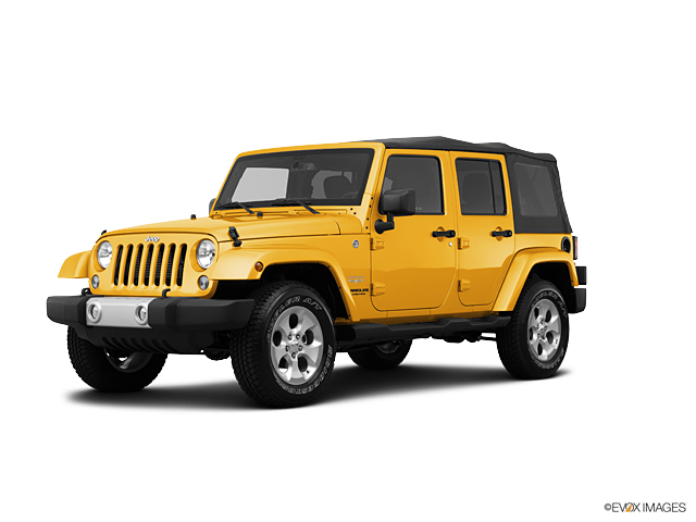 2014 Jeep Wrangler Unlimited Vehicle Photo in Florence, AL 35630