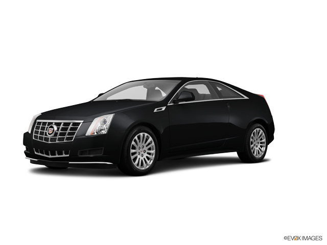2014 Cadillac CTS Coupe Vehicle Photo in Madison, WI 53713