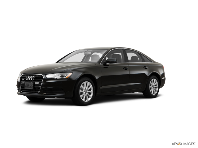 2014 Audi A6 Vehicle Photo in Houston, TX 77090