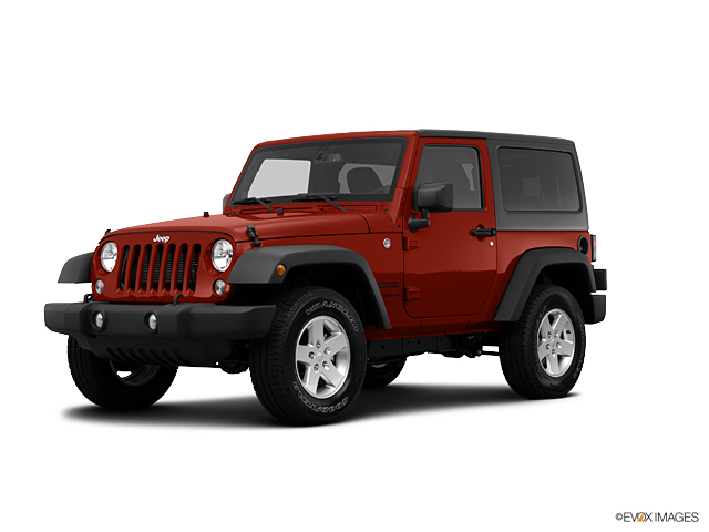 2014 Jeep Wrangler Vehicle Photo in Baton Rouge, LA 70806