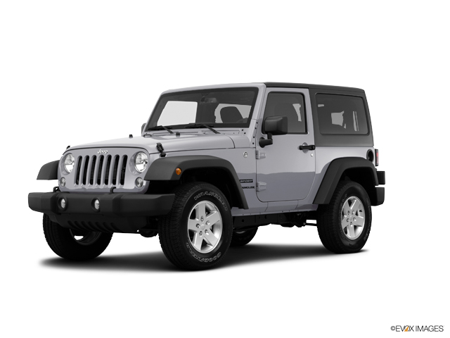 2014 Jeep Wrangler Vehicle Photo in Ellwood City, PA 16117