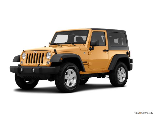 2014 Jeep Wrangler Vehicle Photo in Lafayette, LA 70503